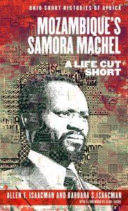 Samora Machel book cover